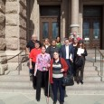 Wednesday, February 6th – University union activists from across Texas came to Austin to meet with legislators about university employee issues and the future of higher education in Texas. Members […]