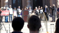 On Monday January 23rd on the south steps of the State Capitol in Austin, TSEU held a press conference to publicize the issue of low state employee pay and the […]