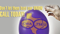 There's no sugar-coating it: Our union is under attack! On Monday, February 13, PLEASE CALL YOUR STATE SENATOR TO VOICE YOUR CONCERN OVER SENATE BILL 13! BACKGROUND: Anti-state worker and […]