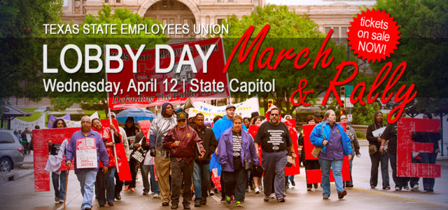 Back in 2015, hundreds of union members, family and supporters marched, rallied, and met with legislators  for TSEU's State Employee Lobby Day. After a noisy and energetic march and rally, […]