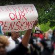 State Senator Paul Bettencourt (SD 7 Houston) has filed 2 bills attacking state employee pensions! SB 1750 and SB 1751 by Senator Bettencourt aim to convert both the Employees Retirement […]