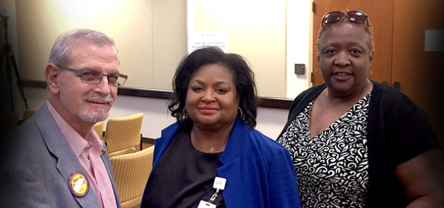 TSEU member and ERS Board member Ilesa Daniels votes 'no' to the measure. Yesterday, August 22, 2017, the Board of Trustees of the Employees Retirement System voted 4-2 to lower […]